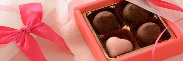 バレンタインギフト・チョコレート