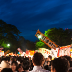 お祭りの屋台フードを英語で分かりやすく説明する(たこ焼き、たいやき、ベビーカステラ、チョコバナナ、他)